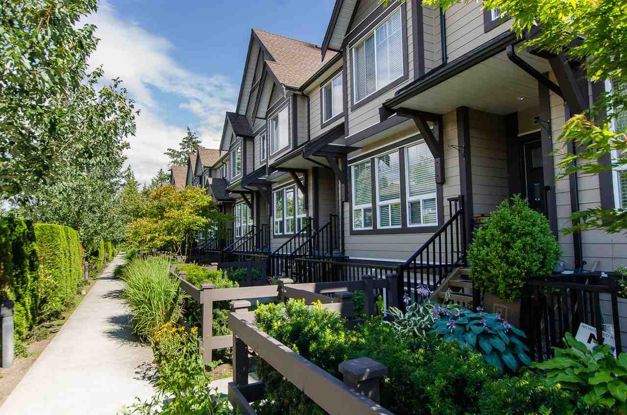 """Main Photo: 31 14877 60 Avenue in Surrey: Sullivan Station Townhouse for sale in """"LUMINA"""" : MLS®# R2092864"""