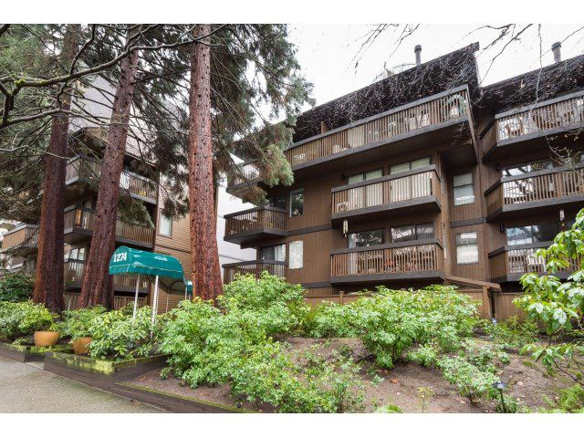 Main Photo: 111 1274 BARCLAY STREET in : West End VW Condo for sale : MLS®# R2028068