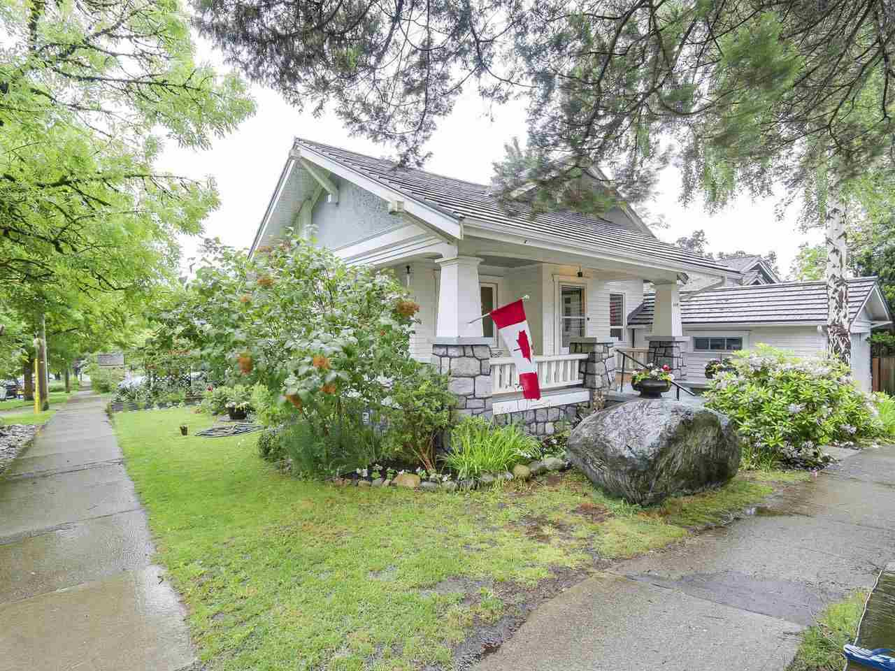 Main Photo: 4691 ST. CATHERINES Street in Vancouver: Fraser VE House for sale (Vancouver East)  : MLS®# R2176507