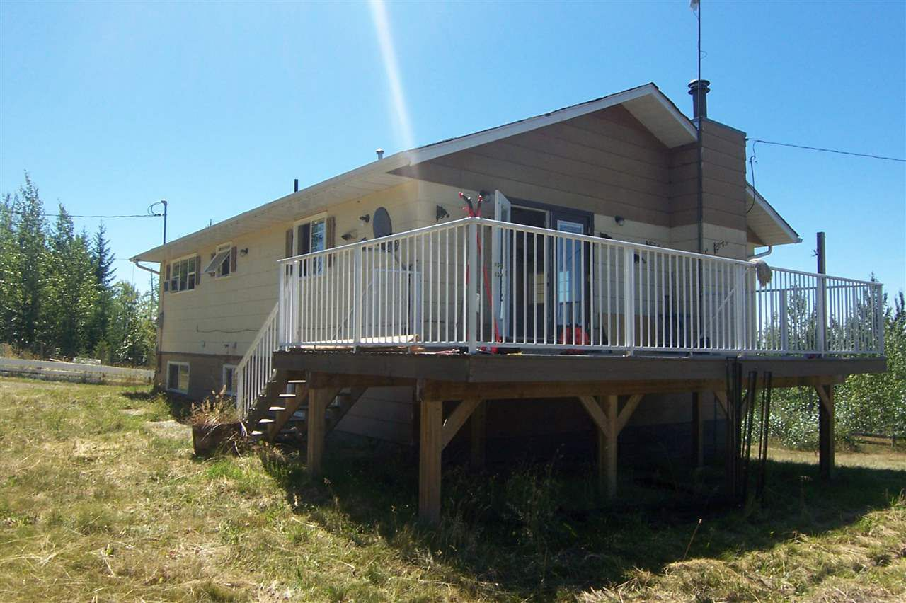 Main Photo: 4819 POLLARD Road in Quesnel: Quesnel - Rural North House for sale (Quesnel (Zone 28))  : MLS®# R2194509