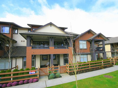 "Main Photo: 57 19478 65 Avenue in Surrey: Clayton Condo for sale in ""Sunset Grove"" (Cloverdale)  : MLS®# R2202348"
