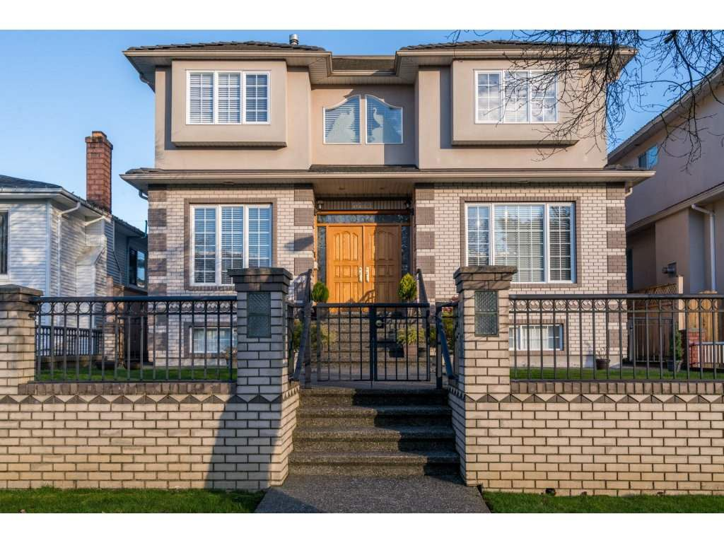"Main Photo: 6756 RALEIGH Street in Vancouver: Killarney VE House for sale in ""Killarney"" (Vancouver East)  : MLS®# R2238937"