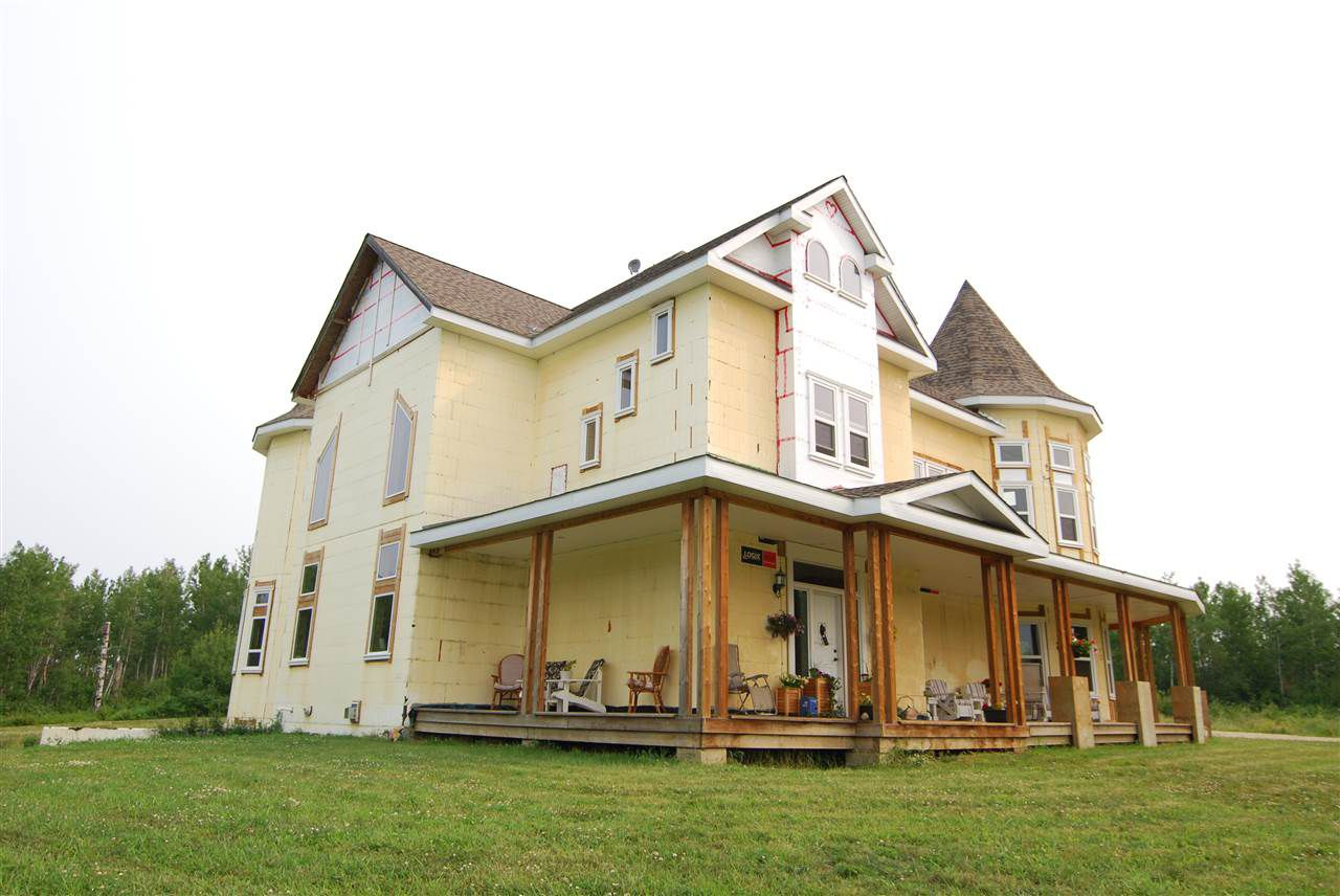 Main Photo: 57013 Highway 777: Rural Barrhead County House for sale : MLS®# E4101193