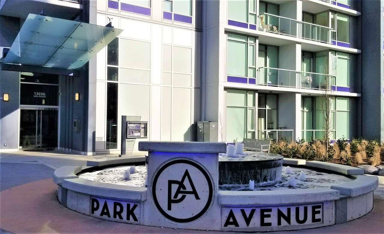 """Main Photo: 1715 13696 100 Avenue in Surrey: Whalley Condo for sale in """"Park Avenue West"""" (North Surrey)  : MLS®# R2251432"""