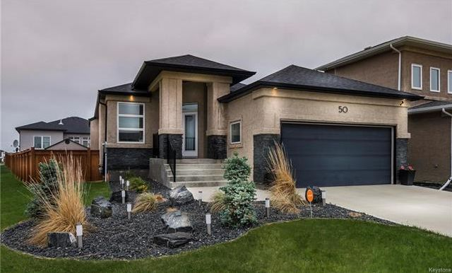 Main Photo: 50 Kaur Umber Trail in Winnipeg: Residential for sale (4L)  : MLS®# 1814892