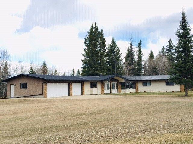 Main Photo: 42410 Twp 623: Rural Bonnyville M.D. House for sale : MLS®# E4136916