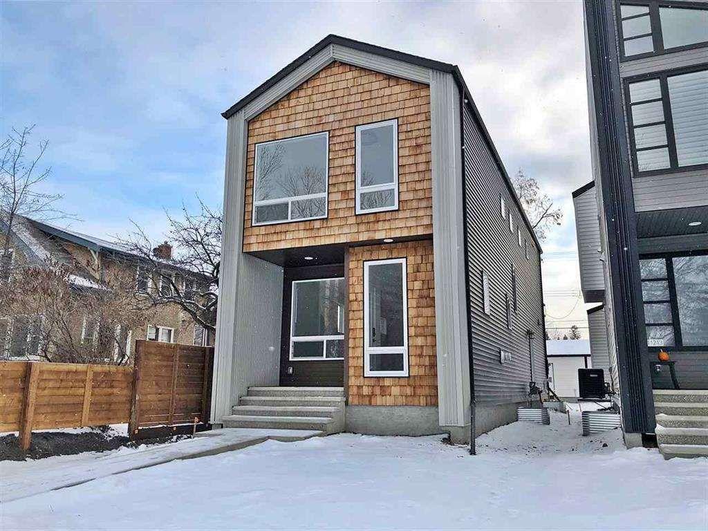 Main Photo: 11215 128 Street in Edmonton: Zone 07 House for sale : MLS®# E4138412