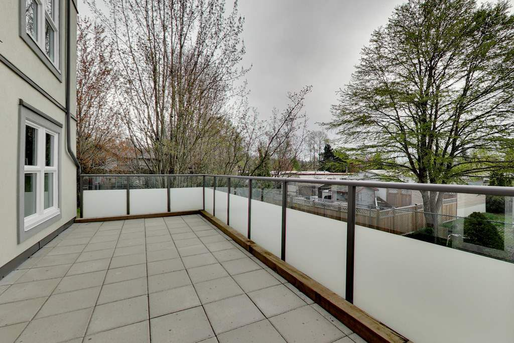 Over 300 Square Feet of outdoor space! One of only two units in the building with this size of deck.