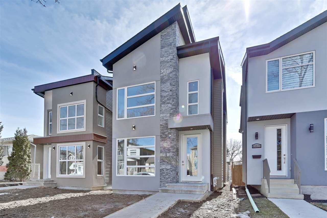 Main Photo: 10819 75 Avenue in Edmonton: Zone 15 House for sale : MLS®# E4151811
