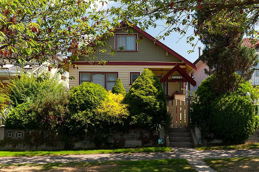 Main Photo: 5540 FLEMING Street in Vancouver: Knight House for sale (Vancouver East)  : MLS®# V910831