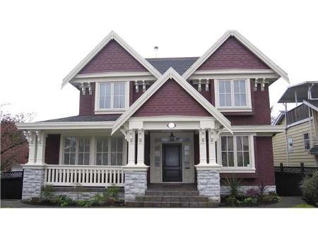 Main Photo: 208 W 45TH AV in Vancouver: House for sale (Oakridge VW)  : MLS®# V884788