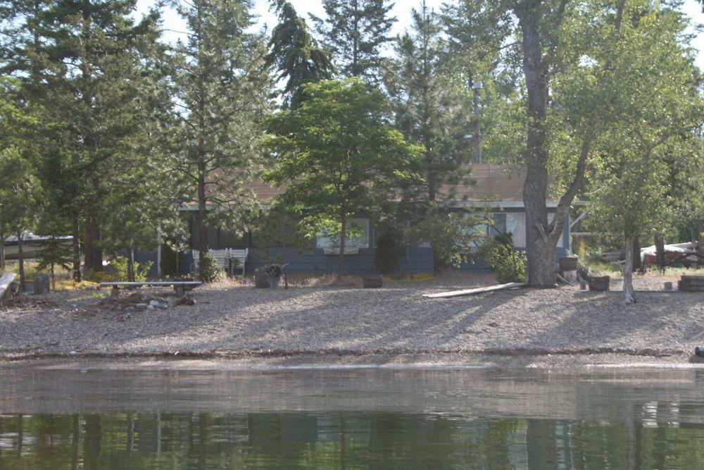 Main Photo: Lot 117 Schouten Road in Chase: Little Shuswap Lake House for sale : MLS®# 89793