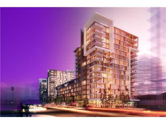 Main Photo: 625 1783 Manitoba Street in Vancouver: Condo for sale
