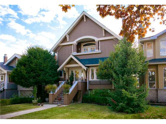 Main Photo: 2856 W 11th Avenue in Vancouver: House for sale (Vancouver West)  : MLS®# v979128