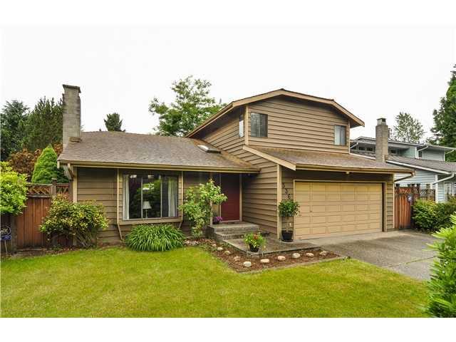 Main Photo: 3363 Osborne Street in Port Coquitlam: Woodland Acres PQ House for sale : MLS®# V1013435