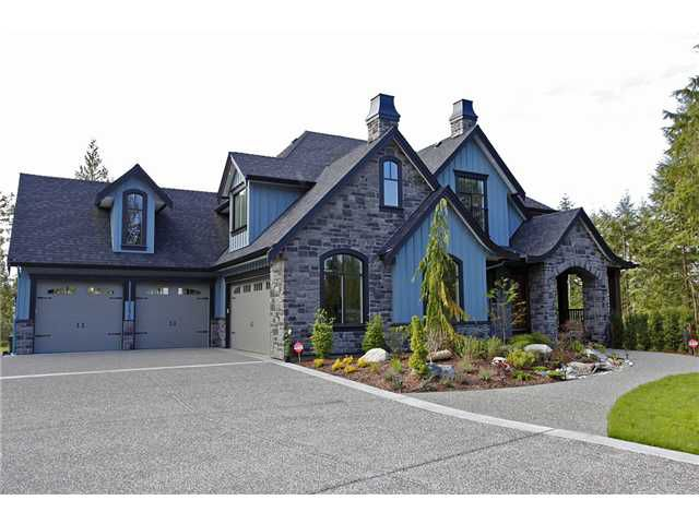 Main Photo: 26420 121ST Avenue in Maple Ridge: Northeast House for sale : MLS®# V1029072