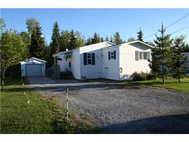 Main Photo: 4982 HENREY Road in Prince George: Lafreniere Manufactured Home for sale (PG City South (Zone 74))  : MLS®# N237215