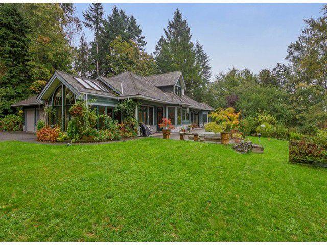 "Main Photo: 13969 TRITES Road in Surrey: Panorama Ridge House for sale in ""PANORAMA RIDGE"" : MLS®# F1428454"