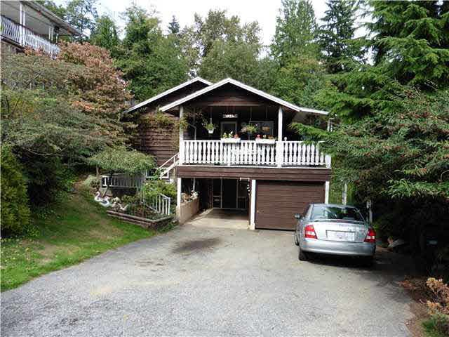 Main Photo: 1924 CLARKE Street in PORT MOODY: College Park PM House for sale (Port Moody)  : MLS®# V1143019