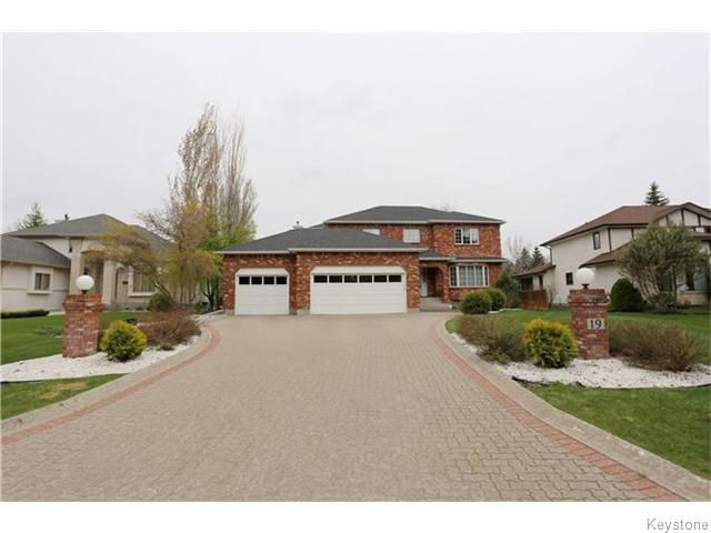 Main Photo: 19 GLENLIVET Way in East St Paul: Birdshill Area Residential for sale (North East Winnipeg)  : MLS®# 1605125