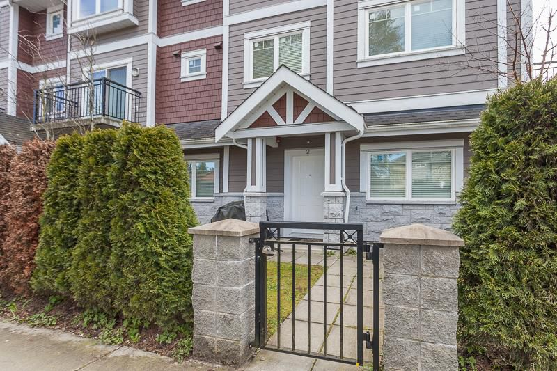 Main Photo: 2 8400 COOK Road in Richmond: Brighouse Condo for sale : MLS®# R2050554