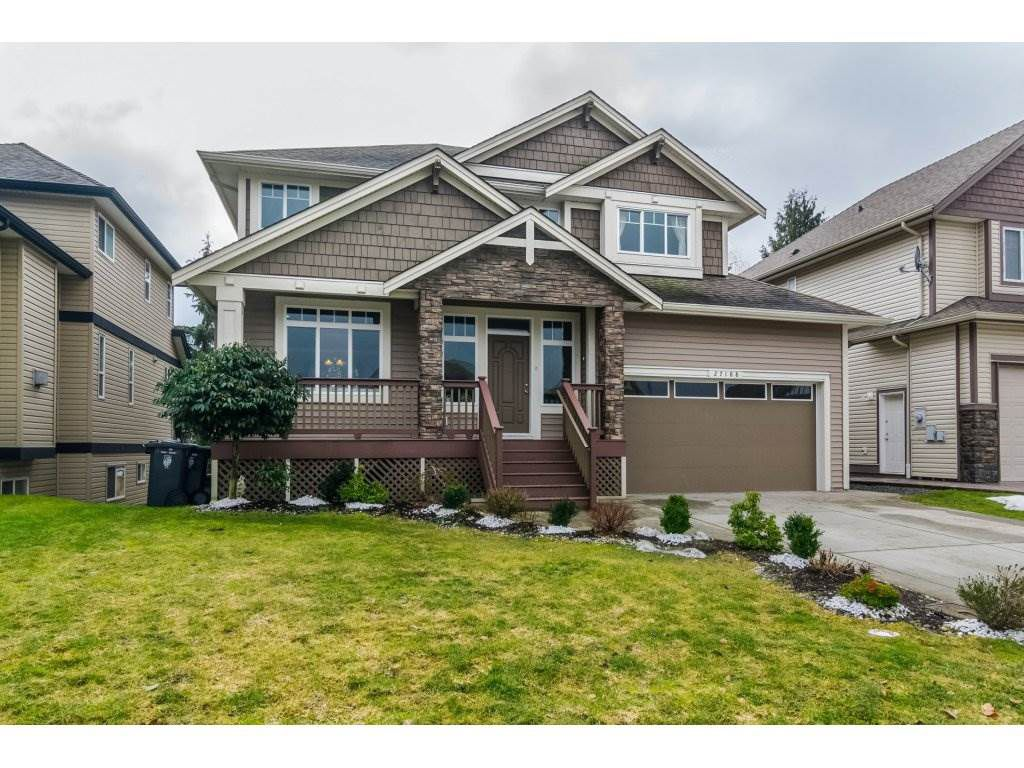 Main Photo: 27188 35 Avenue in Langley: Aldergrove Langley House for sale : MLS®# R2141357