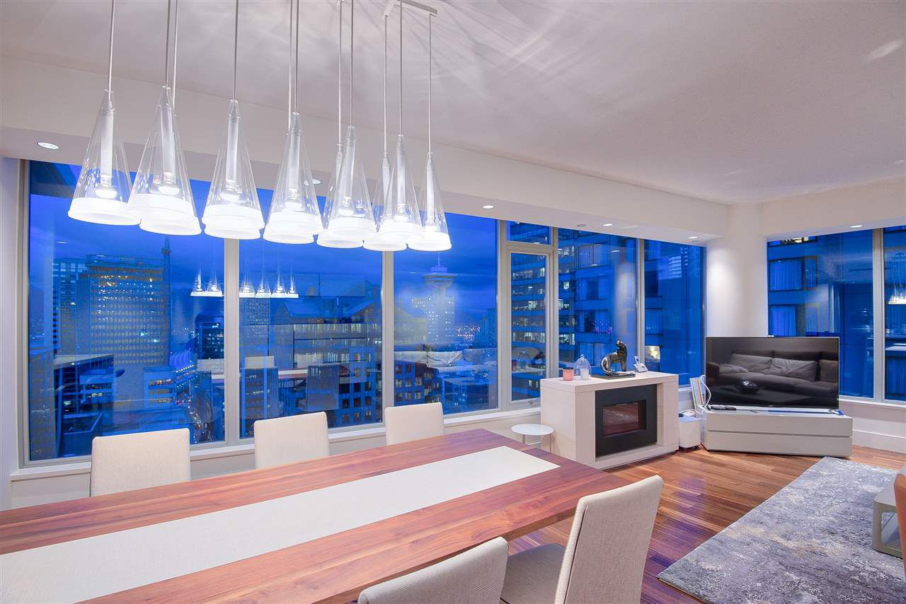 Main Photo: 2304 667 HOWE Street in Vancouver: Downtown VW Condo for sale (Vancouver West)  : MLS®# R2144239