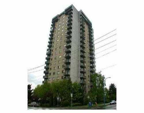 Main Photo: 1404 145 ST GEORGES Ave in North Vancouver: Home for sale : MLS®# V682763