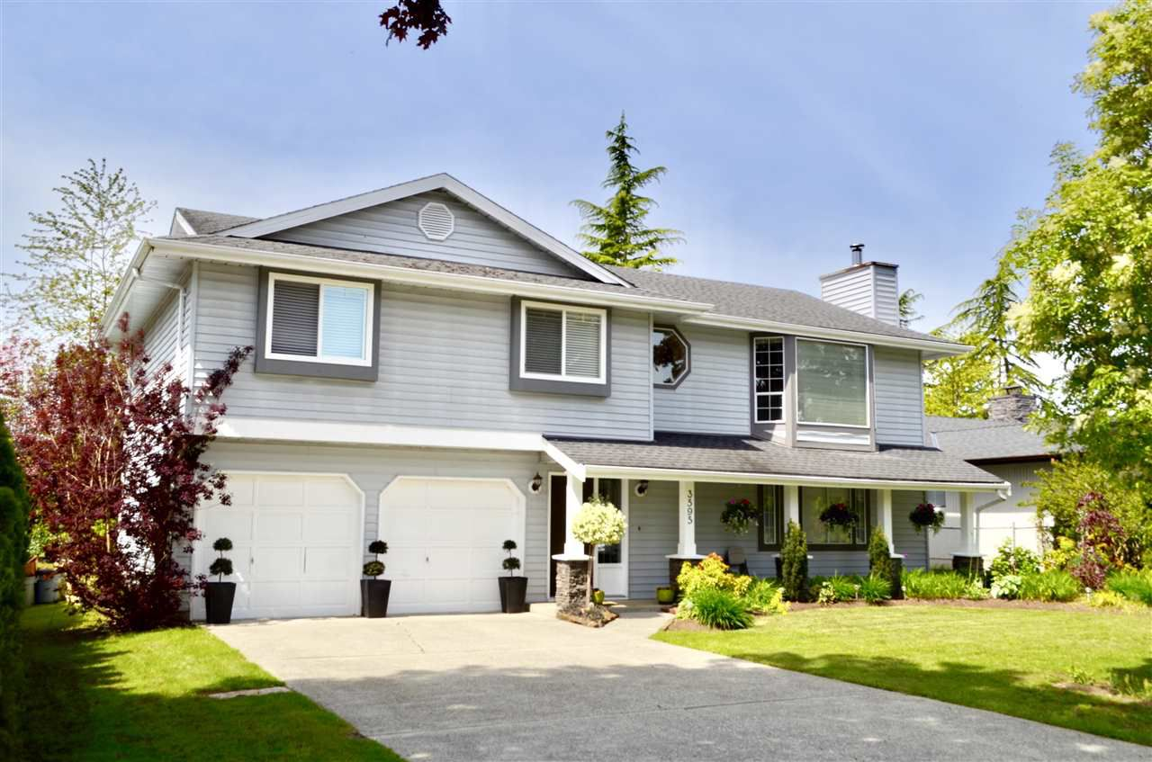 Main Photo: 3595 ARGYLL Street in Abbotsford: Central Abbotsford House for sale : MLS®# R2171554