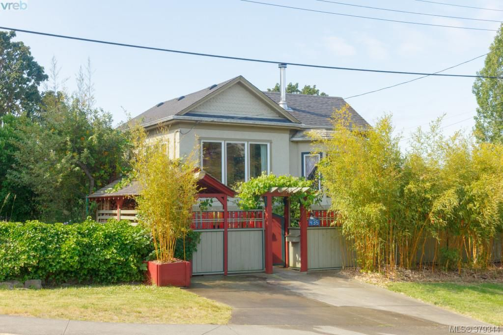 Main Photo: 435 Wilson Street in VICTORIA: VW Victoria West Single Family Detached for sale (Victoria West)  : MLS®# 379344
