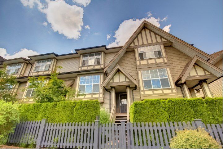 """Main Photo: 12 8089 209 Street in Langley: Willoughby Heights Townhouse for sale in """"ARBOREL PARK"""" : MLS®# R2183819"""