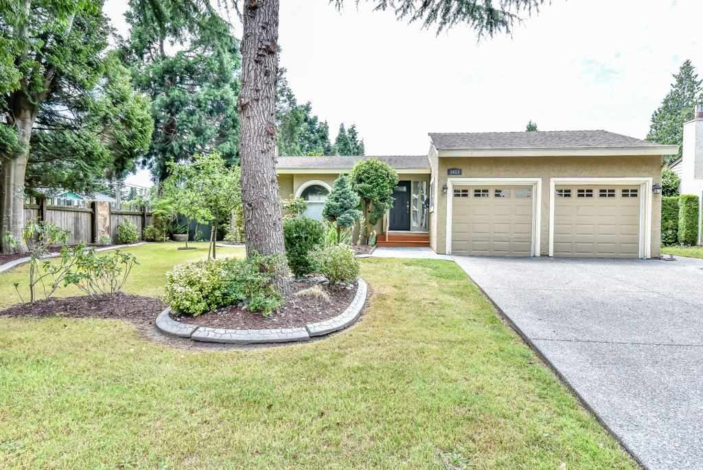 Main Photo: 1613 142 STREET in Surrey: Sunnyside Park Surrey House for sale (South Surrey White Rock)  : MLS®# R2217174