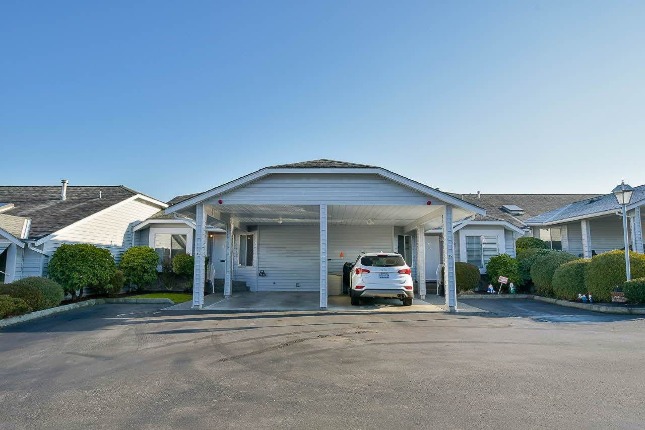 """Main Photo: 16 2989 TRAFALGAR Street in Abbotsford: Central Abbotsford Townhouse for sale in """"Summer Wynd Meadows"""" : MLS®# R2228154"""