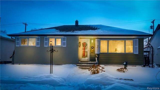 Main Photo: 124 Harold Avenue in Winnipeg: West Transcona Residential for sale (3L)  : MLS®# 1802648