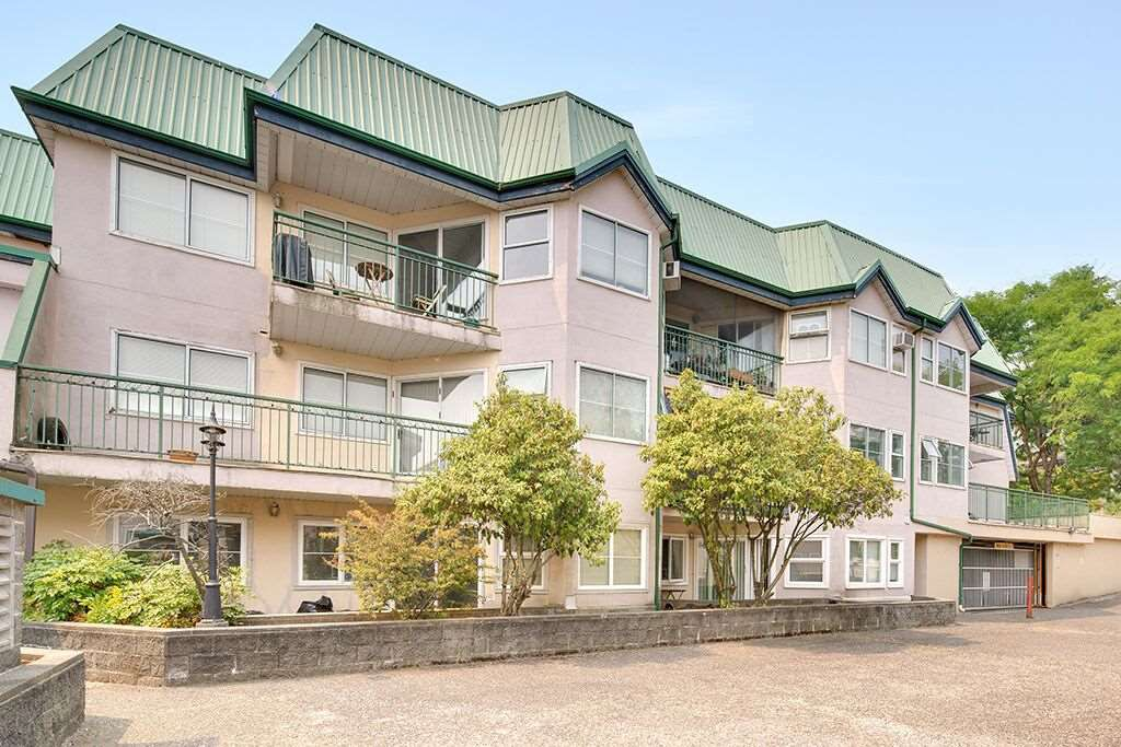 Main Photo: 108 918 RODERICK AVENUE in Coquitlam: Maillardville Condo for sale : MLS®# R2203603