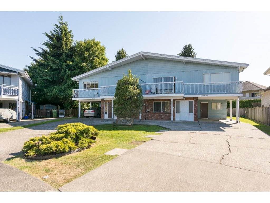 Main Photo: 11891 DUNAVON Place in Richmond: Steveston South House Fourplex for sale : MLS®# R2271894