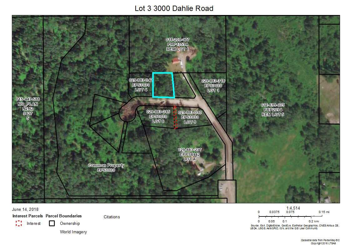 """Main Photo: 3 3000 DAHLIE Road in Smithers: Smithers - Rural Land for sale in """"Mountain Gateway Estates"""" (Smithers And Area (Zone 54))  : MLS®# R2280165"""