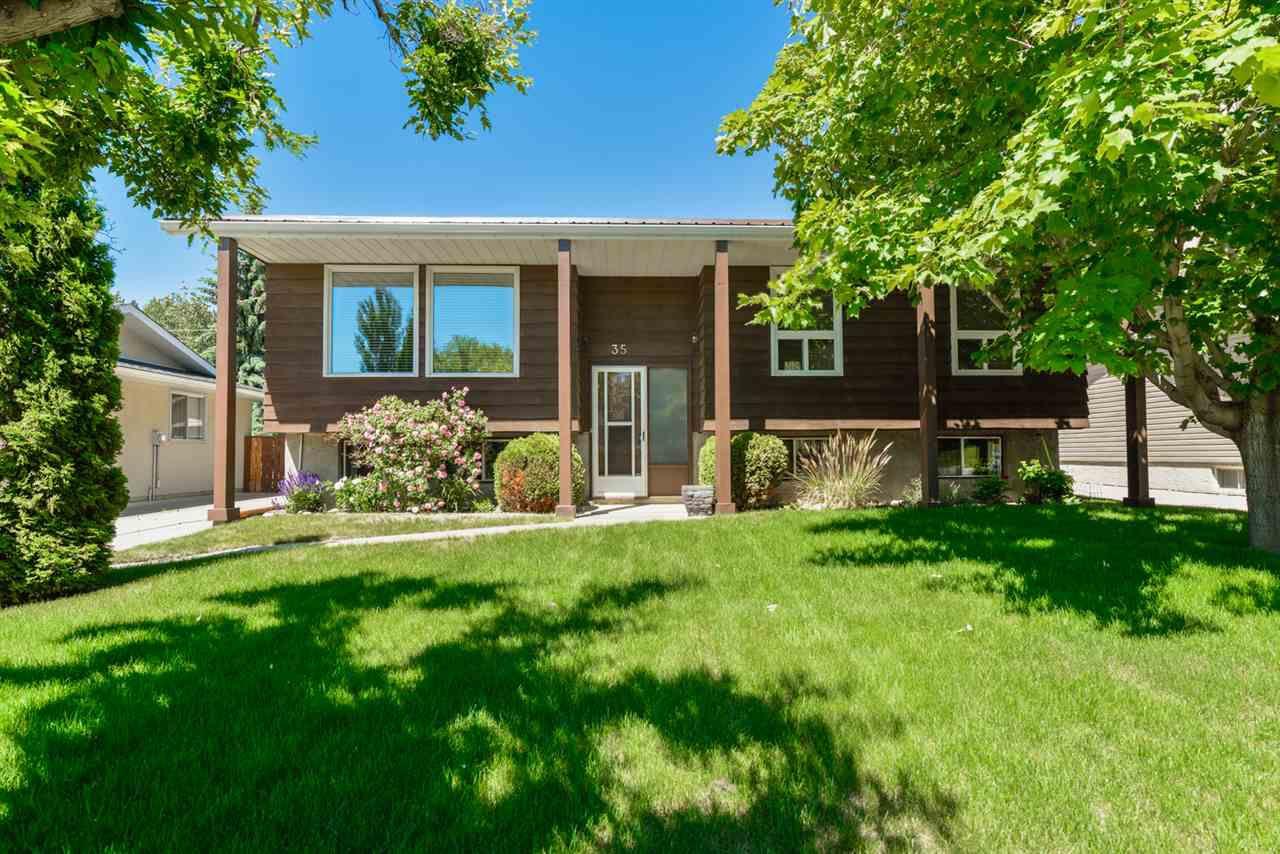 Main Photo: 35 Umbach Road: Stony Plain House for sale : MLS®# E4117415