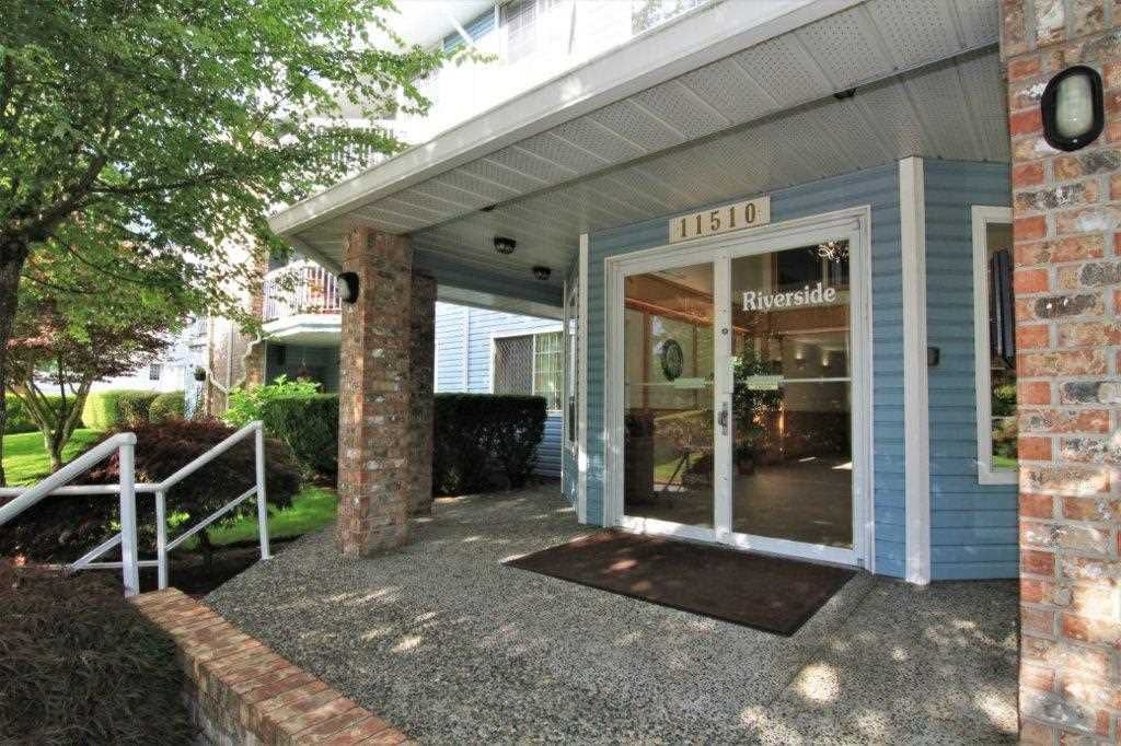 "Main Photo: 303 11510 225TH Street in Maple Ridge: East Central Condo for sale in ""RIVERSIDE"" : MLS®# R2299654"