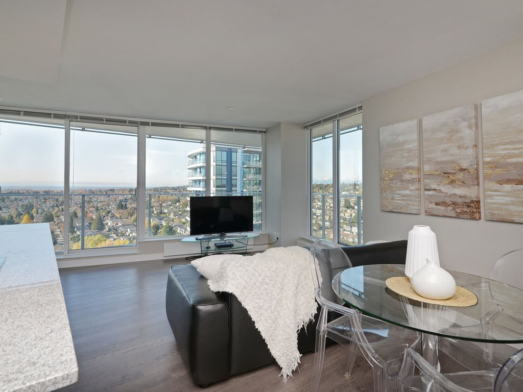 "Main Photo: 3006 488 SW MARINE Drive in Vancouver: Marpole Condo for sale in ""MARINE GATEWAY"" (Vancouver West)  : MLS®# R2321993"
