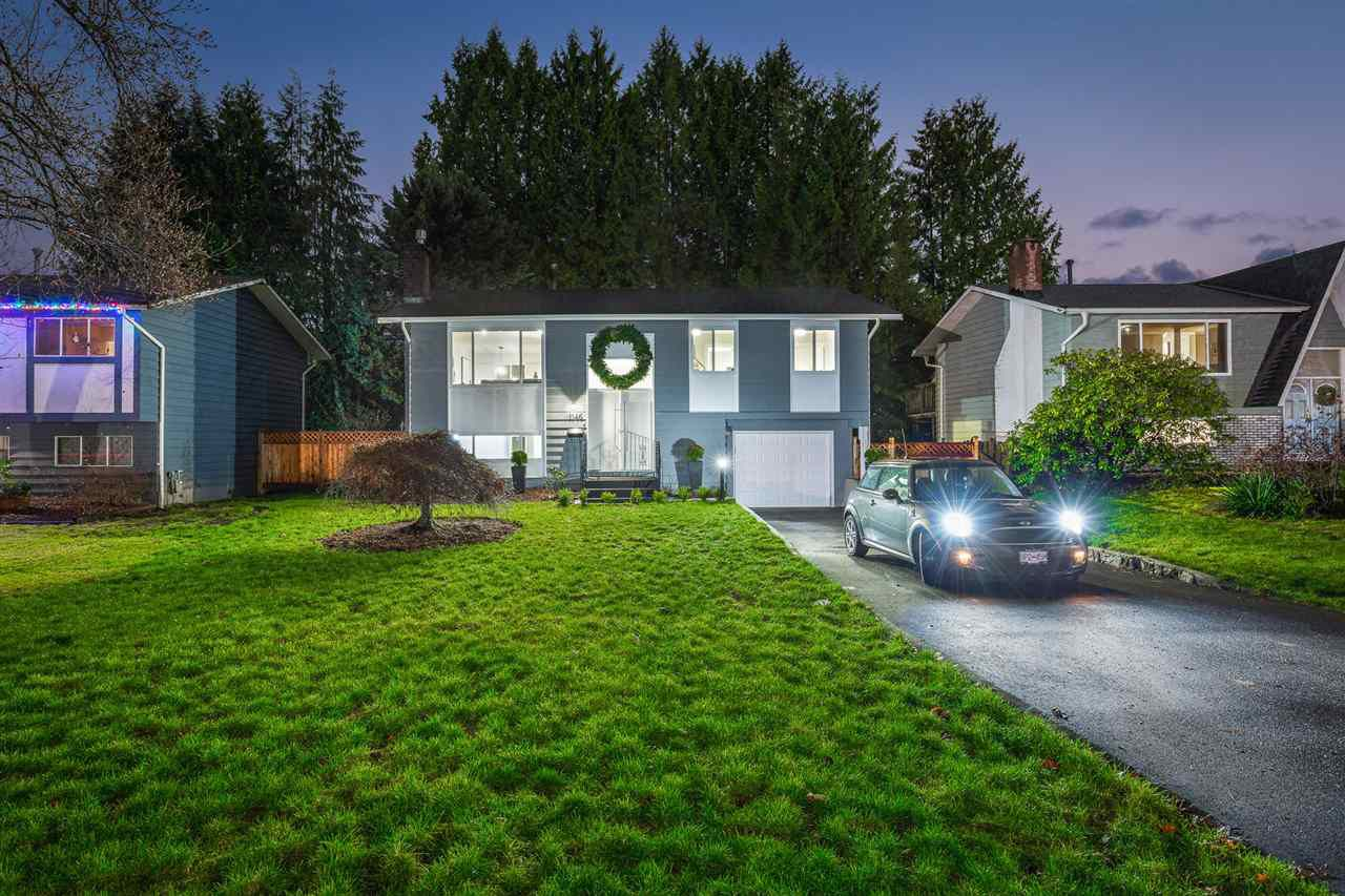 Main Photo: 1146 FRASER Avenue in Port Coquitlam: Birchland Manor House for sale : MLS®# R2328611