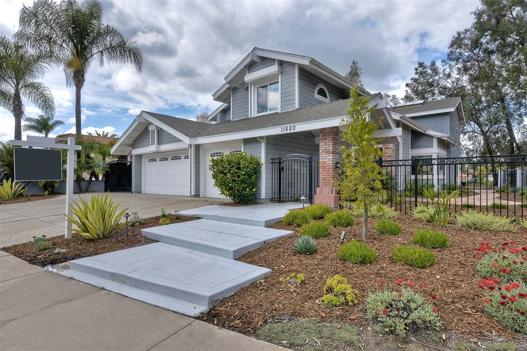 Main Photo: SCRIPPS RANCH House for sale : 4 bedrooms : 11680 Scripps Lake Dr in San Diego