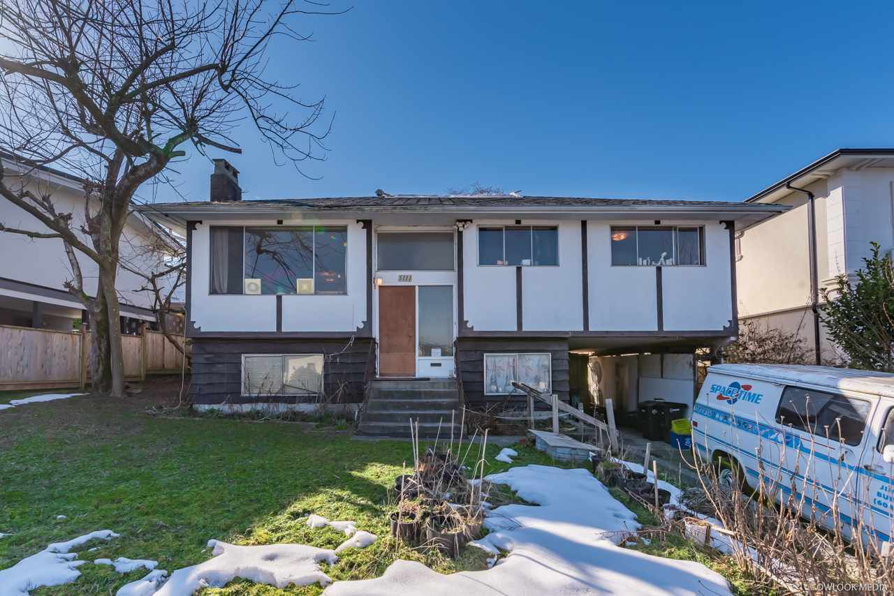 Main Photo: 5111 ELSOM Avenue in Burnaby: Forest Glen BS House for sale (Burnaby South)  : MLS®# R2347478