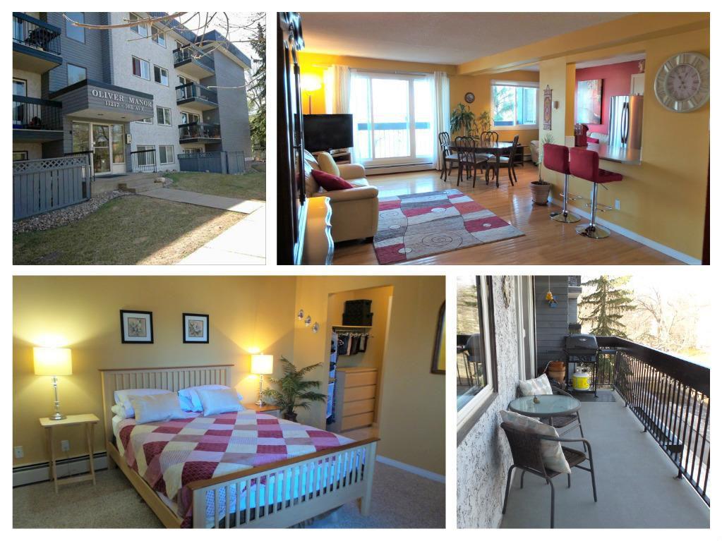 Main Photo: 316 11217 103 Avenue in Edmonton: Zone 12 Condo for sale : MLS®# E4149779
