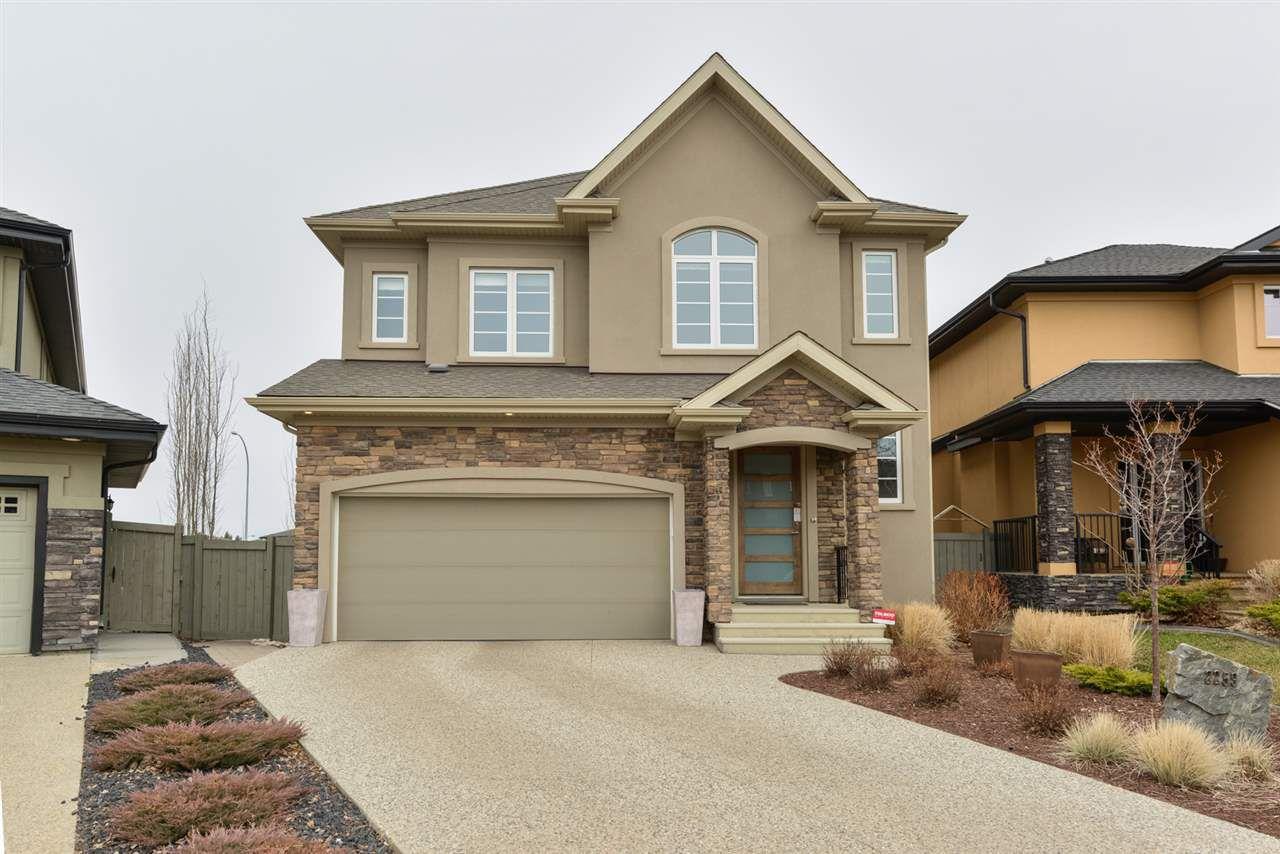 Main Photo: 2259 WARRY Loop in Edmonton: Zone 56 House for sale : MLS®# E4152959