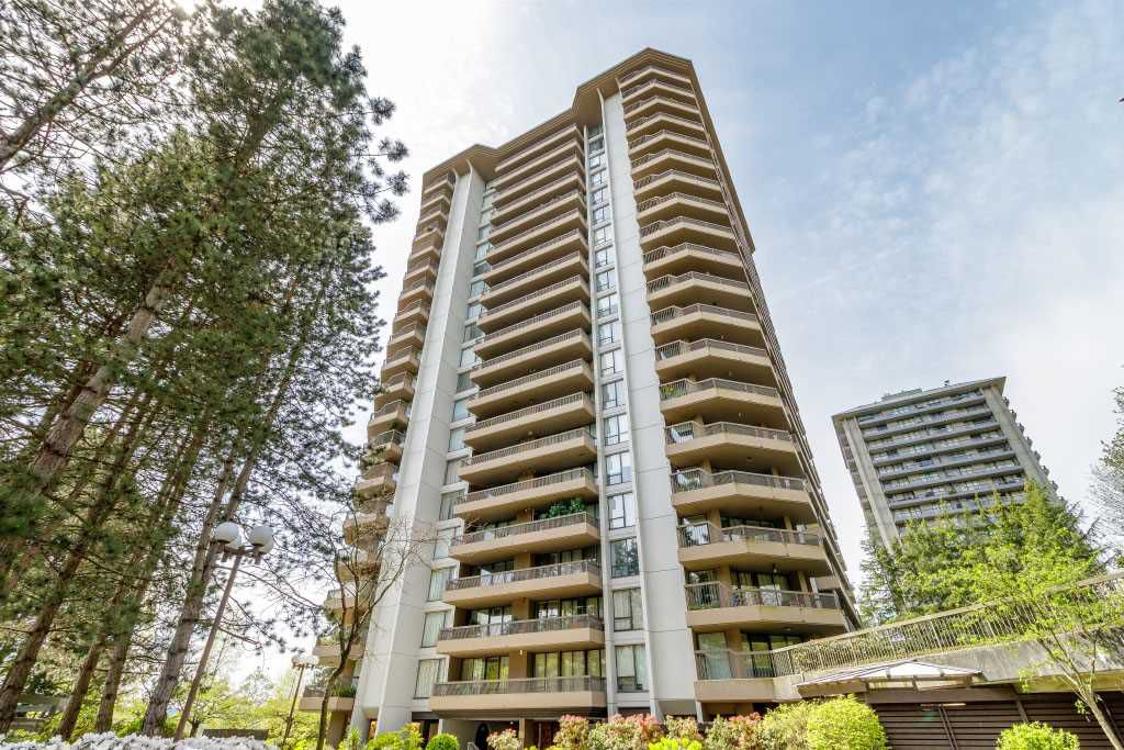 Main Photo: 604 2041 BELLWOOD Avenue in Burnaby: Brentwood Park Condo for sale (Burnaby North)  : MLS®# R2364300