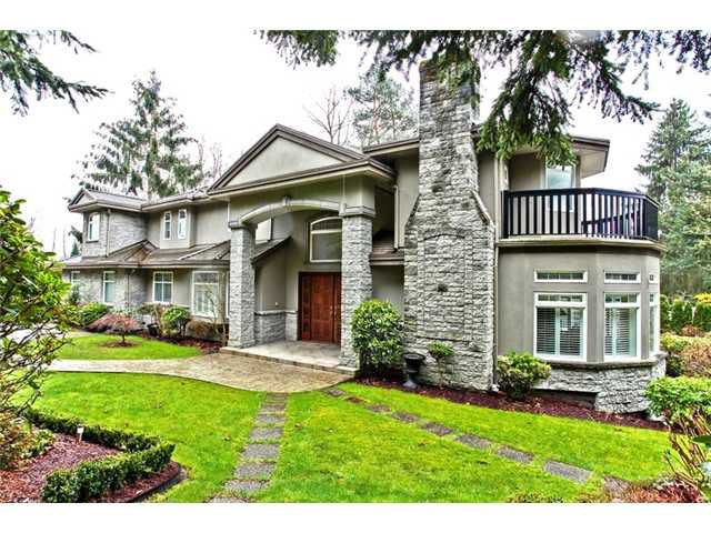 """Main Photo: 8288 GOVERNMENT Road in Burnaby: Government Road House for sale in """"GOVERNMENT ROAD"""" (Burnaby North)  : MLS®# V880081"""