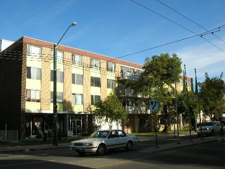 Main Photo: Concrete Bldg -4 Storey - Elevator - All Above Grade Suites