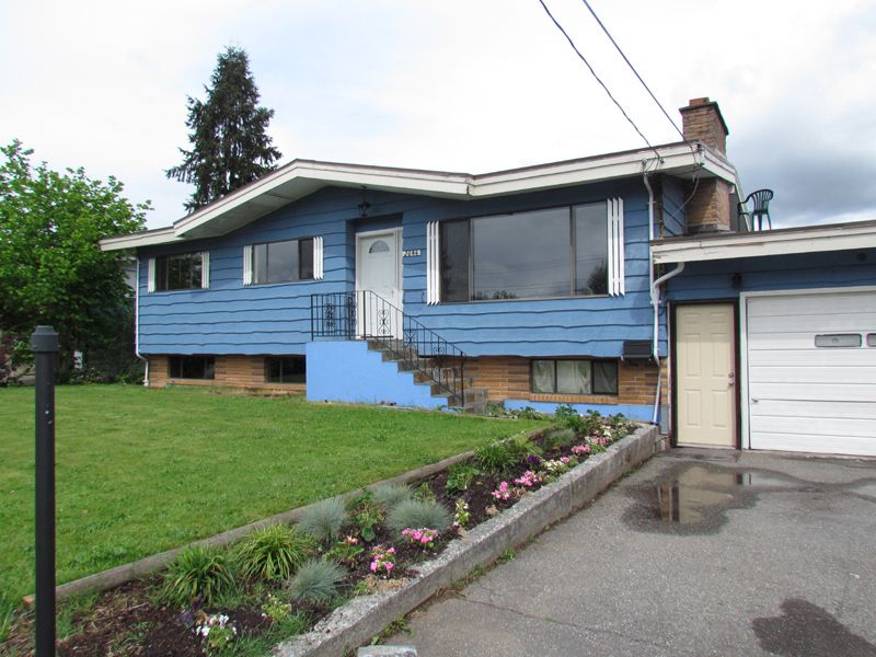 Main Photo: 2044 MEADOWS ST in ABBOTSFORD: Abbotsford West House for rent (Abbotsford)