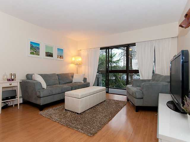 Main Photo: 204 1140 Pendrell Street in Vancouver: West End VW Condo for sale (Vancouver West)  : MLS®# V985799
